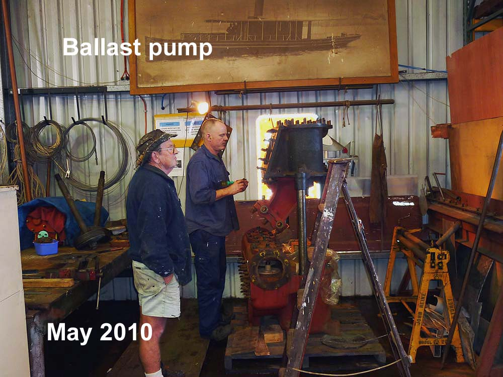 JO-Ballast-pump