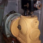 Sisson auxiliary engibe restored - awaiting re-installatio