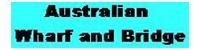 Australian Wharf And Bridge