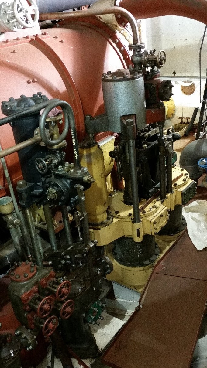 The Engine Room Design: Update August 2016